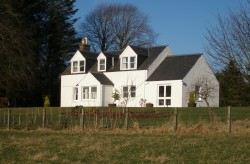 Scottish Borders Self Catering Holiday Cottage at Nether Whitlaw Farm